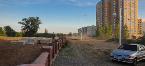 В этом году на возведение защитной дамбы в микрорайоне Сипайлово и берегоукрепление реки Белой направлено 992 млн рублей