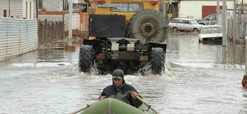«Вода, вода, кругом вода»: власти Уфы выделили 30 млн рублей на подготовку к паводку
