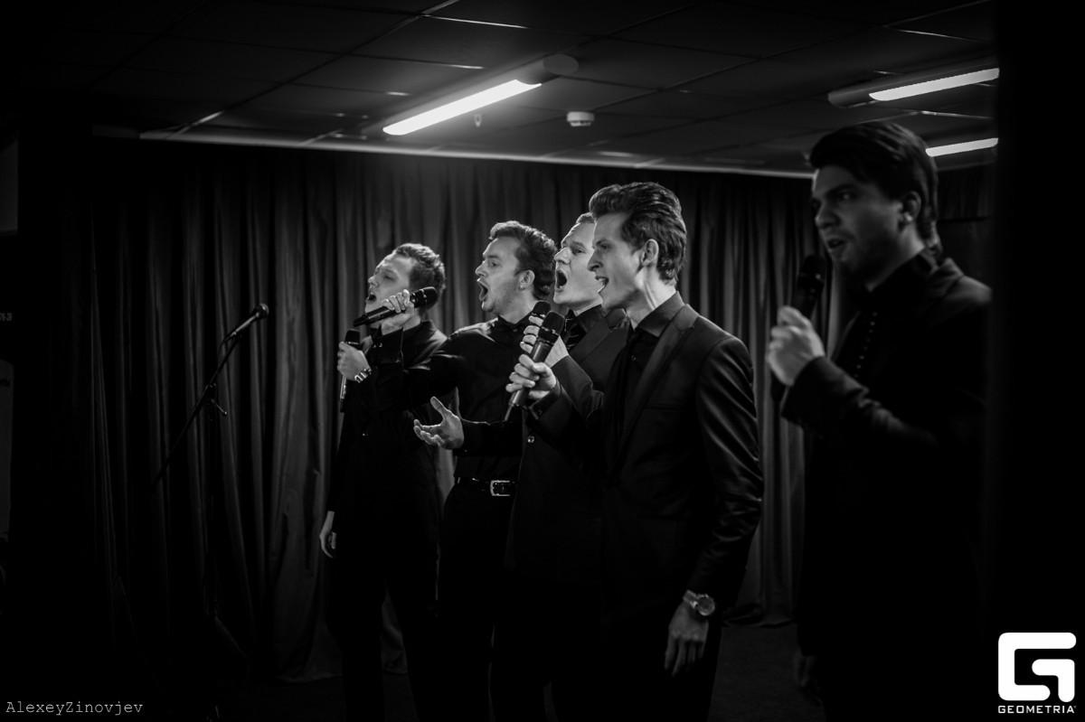 Концерт вокальной группы Бродвей (г. Москва)