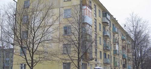 Пятиэтажные дома на проспекте Октября планируют реконструировать