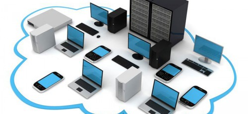 процесс передачи данных по VPN