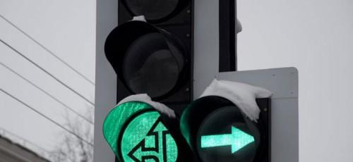В Уфе планируют ввести систему «зеленой волны» для общественного транспорта