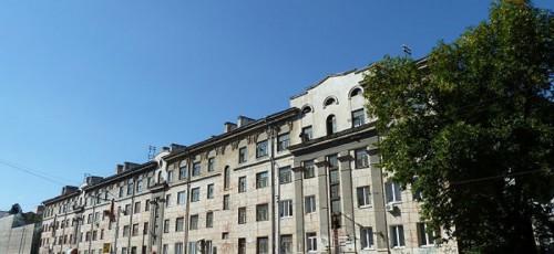 Исторические здания по улице Карла Маркса будут реконструированы