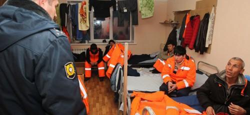 В Башкирии установлена квота на временное проживание 3 500 мигрантов