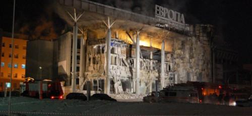 Вокруг Торгового центра «Европа» разгорается новый скандал: вероятнее всего, объект не будет сдан к обещанному сроку