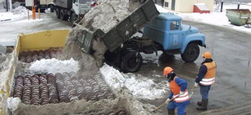 Единственный в Уфе снегосплавной пункт загружен на 190%