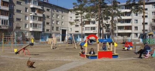 В столице Башкирии завершается программа по ремонту дворов за этот год