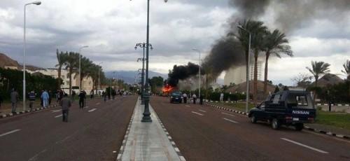 Туристы, отдыхающие в Египте, должны уехать из страны не позже 20 февраля – об этом их предупреждают экстремисты