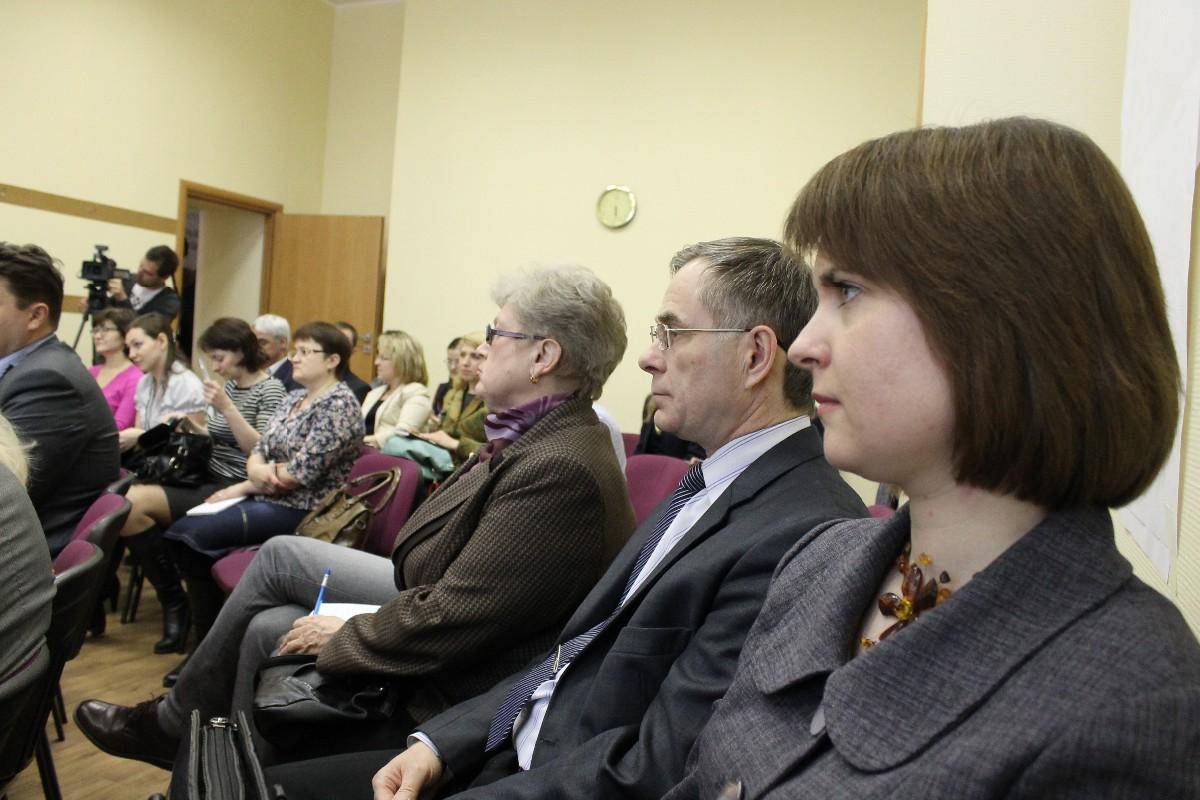 Встреча с министром труда и социальной защиты населения Ивановой Л. Х.