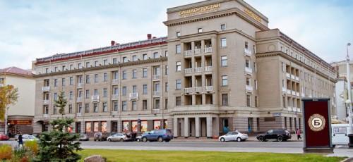 Гостиница «Башкортостан» строит дополнительный комплекс в Уфе