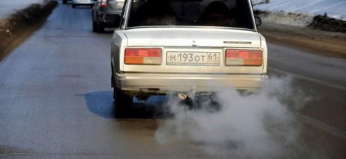 80% воздуха в Уфе загрязняется автомобильными выхлопами