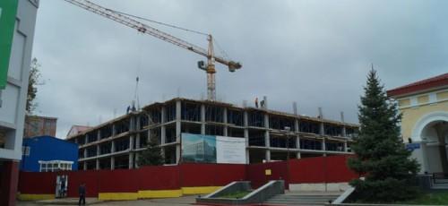 Гостиница в центре города должна стать архитектурной достопримечательностью Уфы