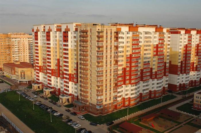 квартира в московской области ипотека только что