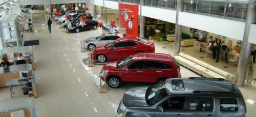 В декабре прошлого года в России было продано рекордное число автомобилей