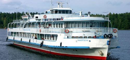 «Башкирское речное пароходство» ежегодно тратит на собственные нужды почти 47 млн рублей