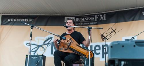 В Уфе состоялся фестиваль независимой музыки «МузЭнергоТур»