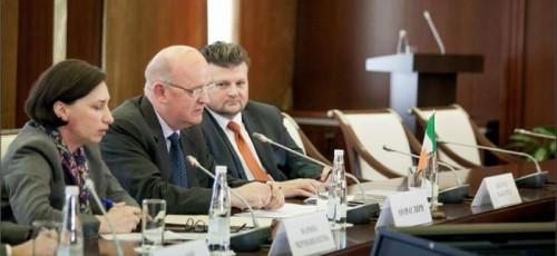 Башкирия и Ирландия планируют сотрудничать в сфере переработки биологических отходов