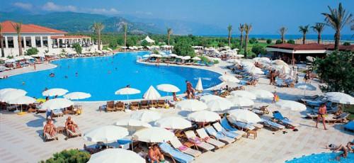 Популярность отдыха в Турции остается стабильной