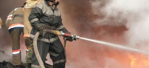 Пожар в Росреестре повредил 10 тысяч документов
