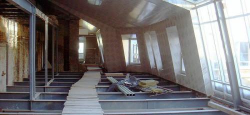 На основе муниципально-частного партнерства в Уфе надстроят этажи над нежилыми зданиями