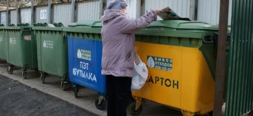 Трехлетний эксперимент по сбору твердых бытовых отходов в Уфе не может перейти в разряд общегородской практики