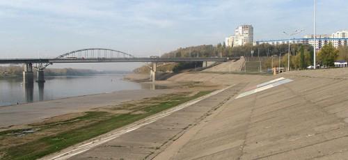 Набережная реки Белой – приоритетный проект по созданию туристических зон в Уфе