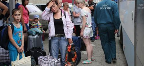 С начала года в Башкирию прибыло почти 4 тысячи беженцев с Украины