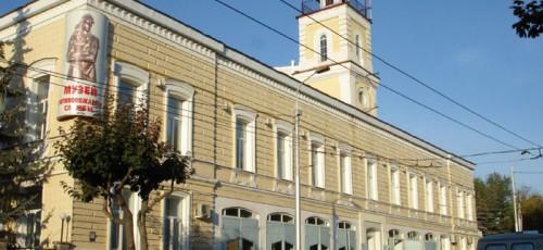 Исторический вид улицы Октябрьской революции в Уфе хотят полностью восстановить