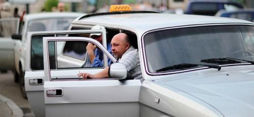 Уфимские таксисты принимают участие в мошеннических схемах