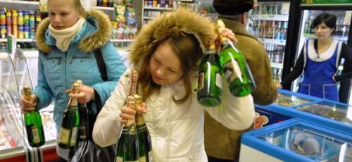 Депутаты Госсобрания предлагают увеличить размер штрафа за продажу алкоголя несовершеннолетним