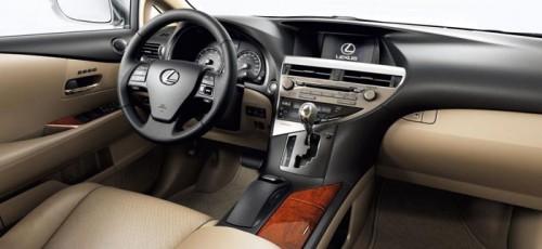 Роскошный Lexus RX270