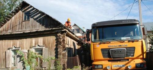 К саммитам 2015 года снесут ветхие дома на подъезде к Уфе