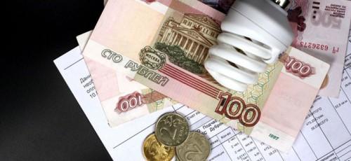 Из-за роста тарифов на услуги ЖКХ увеличилось количество должников