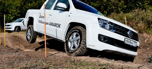 Volkswagen Amarok назван лучшим пикапом для бизнеса
