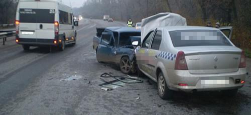 За 9 месяцев этого года в Башкирии произошло почти 1 500 дорожно-транспортных происшествий