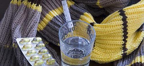 Уровень заболеваемости гриппом и ОРВИ остается низким