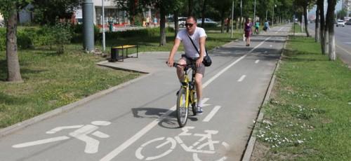 В Уфе появится кольцевая трасса для велосипедистов