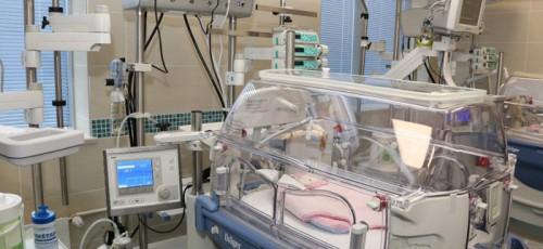 В Уфе состоялось открытие клинического госпиталя «Мать и дитя»