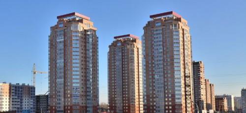 Уфа занимает 13 место среди городов-миллионников по количеству высоких зданий