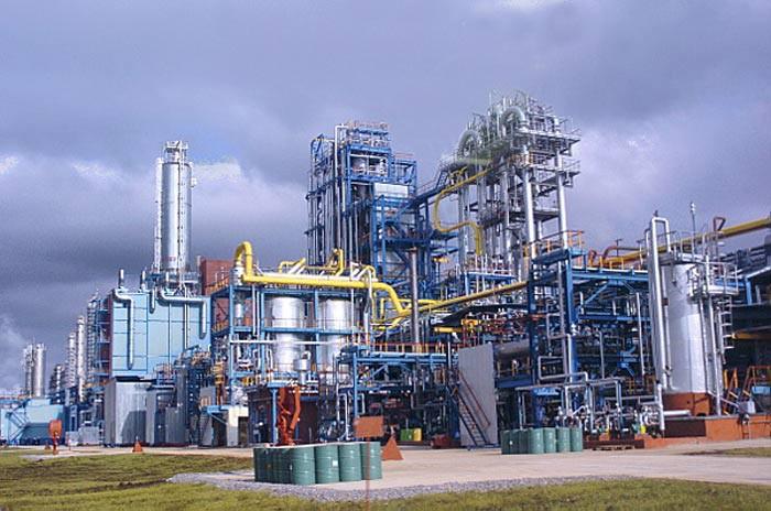 нефтехимия России