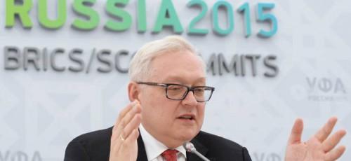 Сергей Рябков: «Саммиты в Уфе – пример эффективного и динамичного развития»