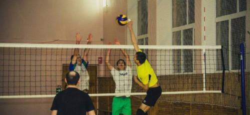 Клуб любительского волейбола Light Line