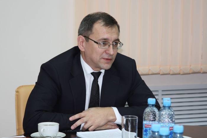 Глава управления Росреестра уходит вЛенинградскую область