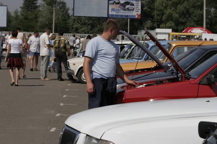 Башкирия вошла в топ-10 регионов по продажам авто с пробегом по итогам первого квартала заняв седьмую строчкуа