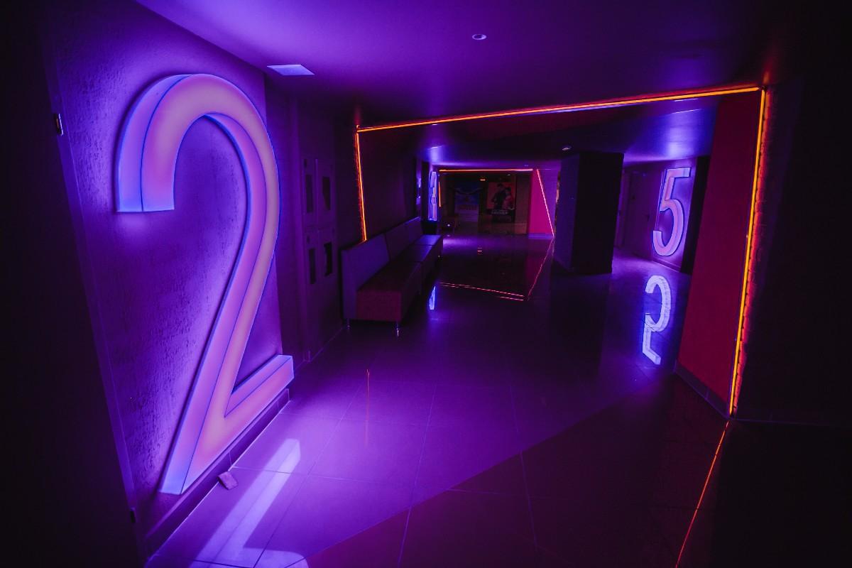 В Уфе появился первый мягкий кинотеатр