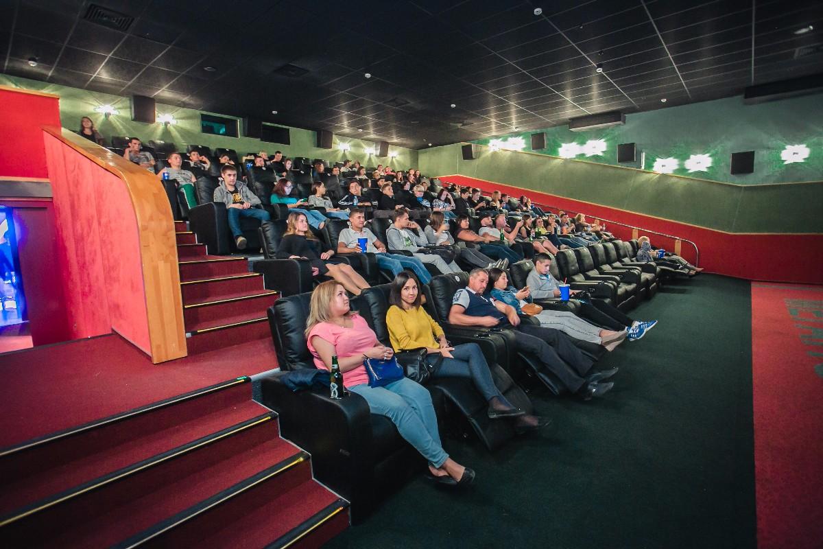 в уфе появился первый мягкий кинотеатр Business Fm 1075 уфа