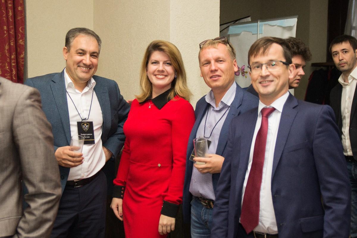 Открытие делового сезона ТОП Клуба