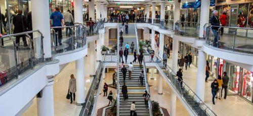 Почти 2 млн кв. м новых торговых центров может появиться в России в 2016 году