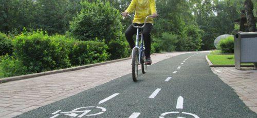 Госзакупки недели: велосипедная дорожка, шумозащитные экраны и дорога к станции