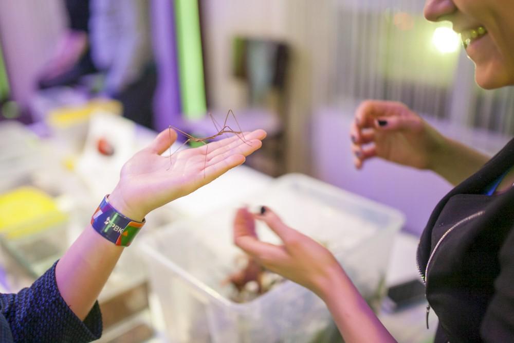Перчатки дадут только после боя: ученые Уфы в очередной раз сразились между собой в формате Science Slam